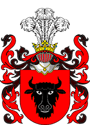 Bawola Glowa Coat of Arms