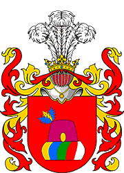 Bialy Zawoy Coat of Arms