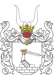 Glausnaff Coat of Arms