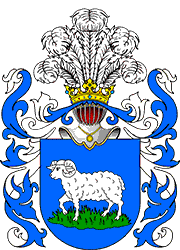 Junosza Coat of Arms (alt.)