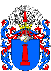 Kolumna Coat of Arms (alt.)