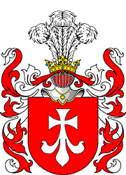 Komar Coat of Arms
