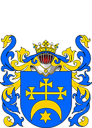 Korybut Coat of Arms (alt.)