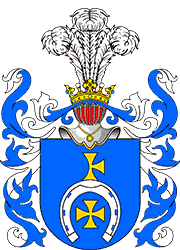 Krzywda Coat of Arms