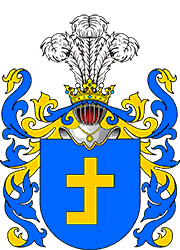 Krzyz Zlomany Coat of Arms