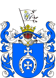 Lubicz Coat of Arms (alt.)