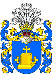 Mogila Coat of Arms (alt.)
