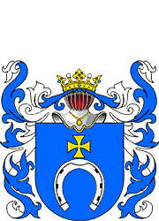 Pobog Coat of Arms (alt.)