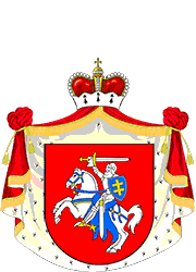 Pogonia Litewska Coat of Arms, princely