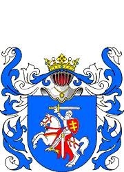 Pogonia Litewska Coat of Arms (alt.)