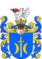 Przegonia Coat of Arms (alt.)