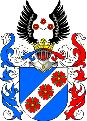 Rosenschildt Coat of Arms