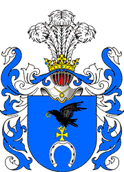 Slepowron Coat of Arms (alt.)