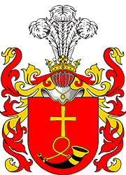 Suchekomnaty Coat of Arms
