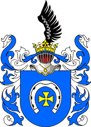 Tepa Podkowa Coat of Arms