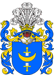 Trzaska Coat of Arms (alt.)