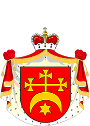 Korybut Coat of Arms, princely