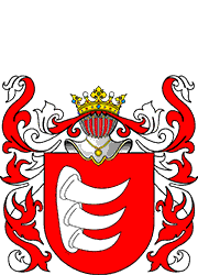 Trzy Zeby Coat of Arms
