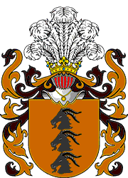 Zerwikaptur Coat of Arms